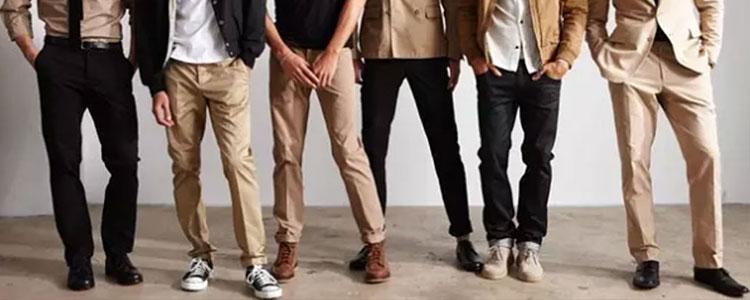 男生冬天穿什么裤子「保暖又不搓」?