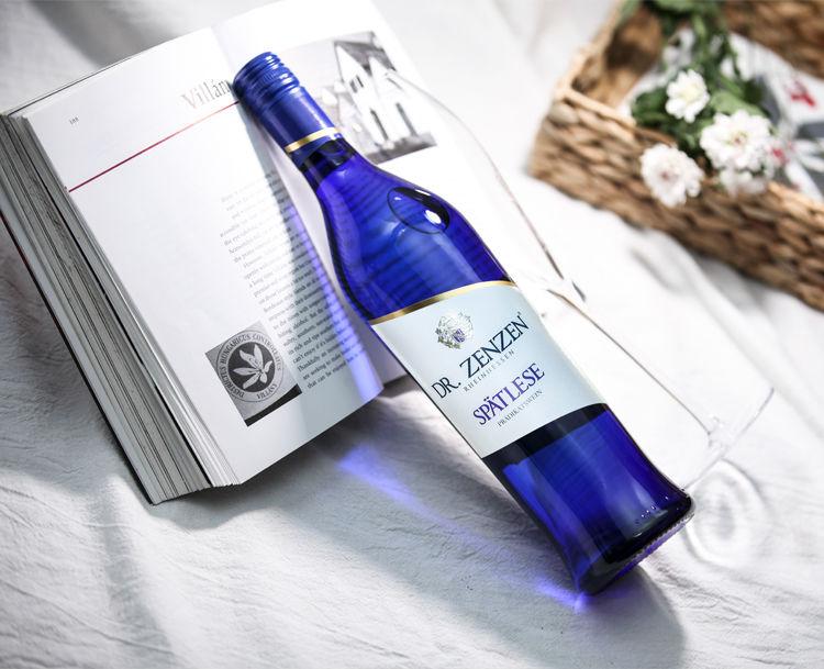 """迷人优雅蓝色瓶,「9款""""小甜酒""""」(●゚ω゚●) 推倒小姐姐,羞~"""