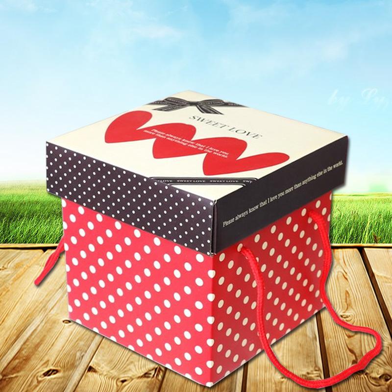 生日零食礼盒730g休闲食品多样零食送朋友