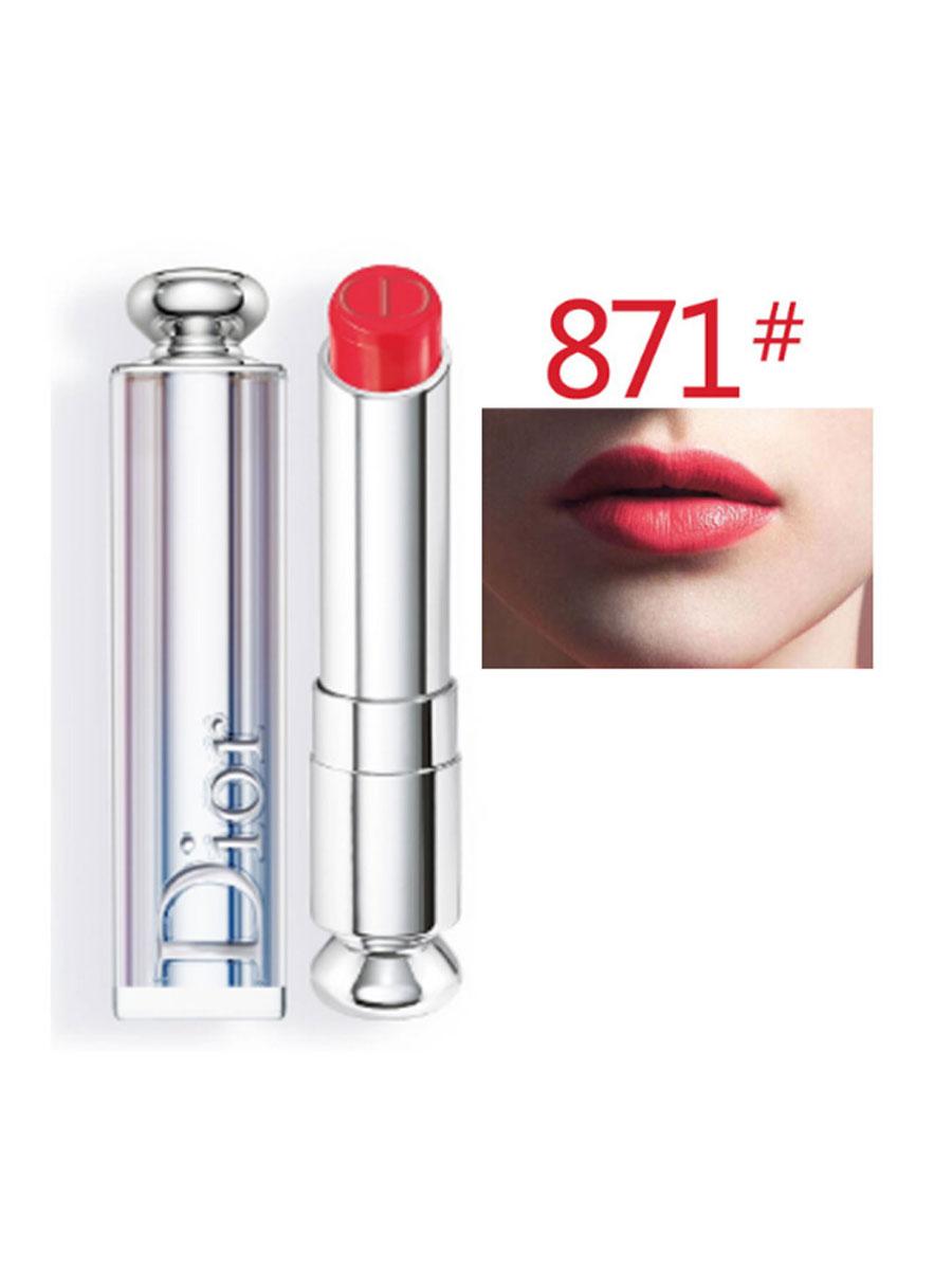 迪奥(Dior)瘾诱超模口红镜光全新魅惑唇膏口红CD印膏体3.5g
