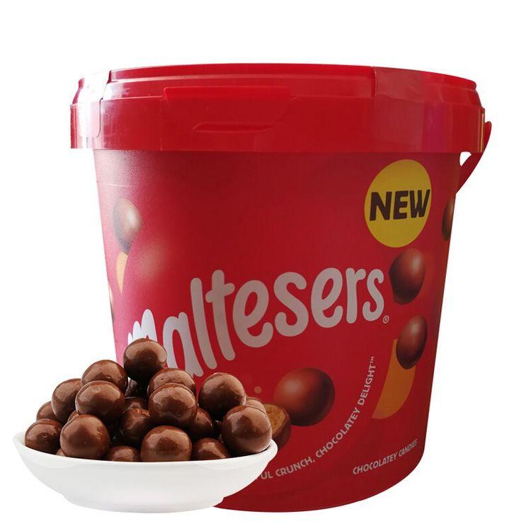 """香浓巧克力包裹麦芽心,被""""搞大""""的费列罗!吃下它,快乐翻倍!"""