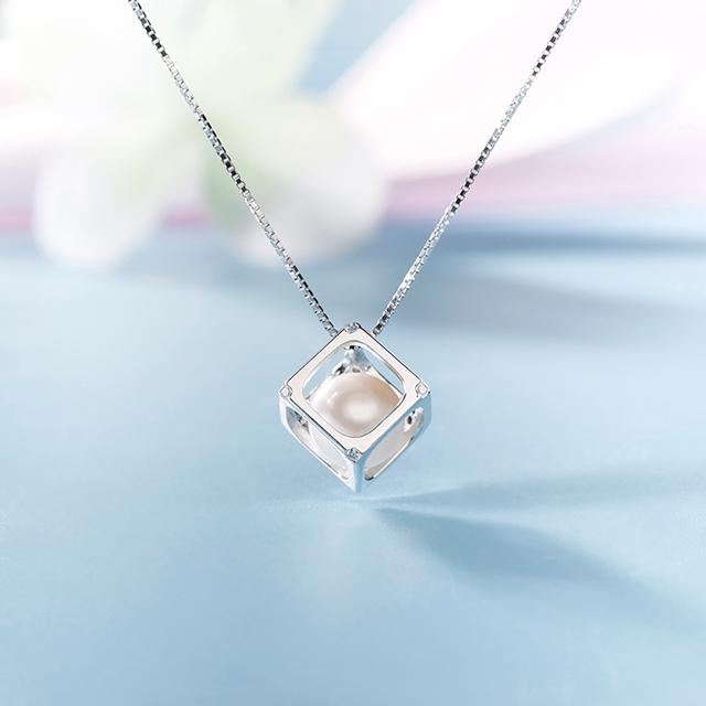 【点点心动】珍珠项链