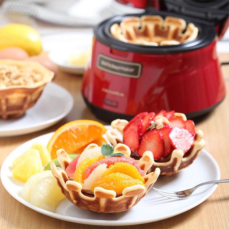 日本recolte碗状华夫饼机