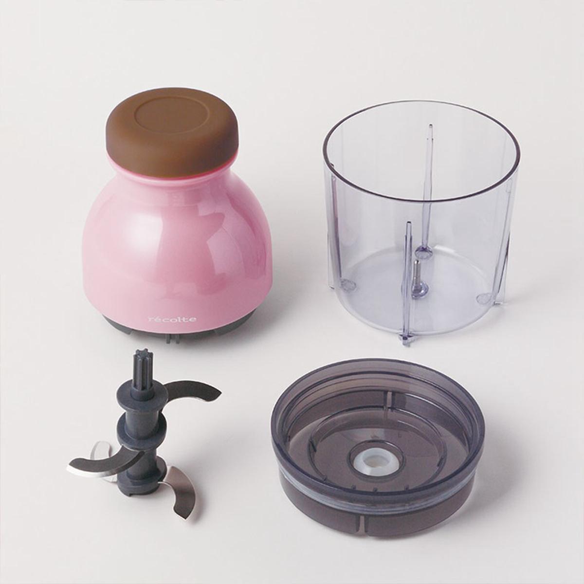 日本recolte时尚小型料理机