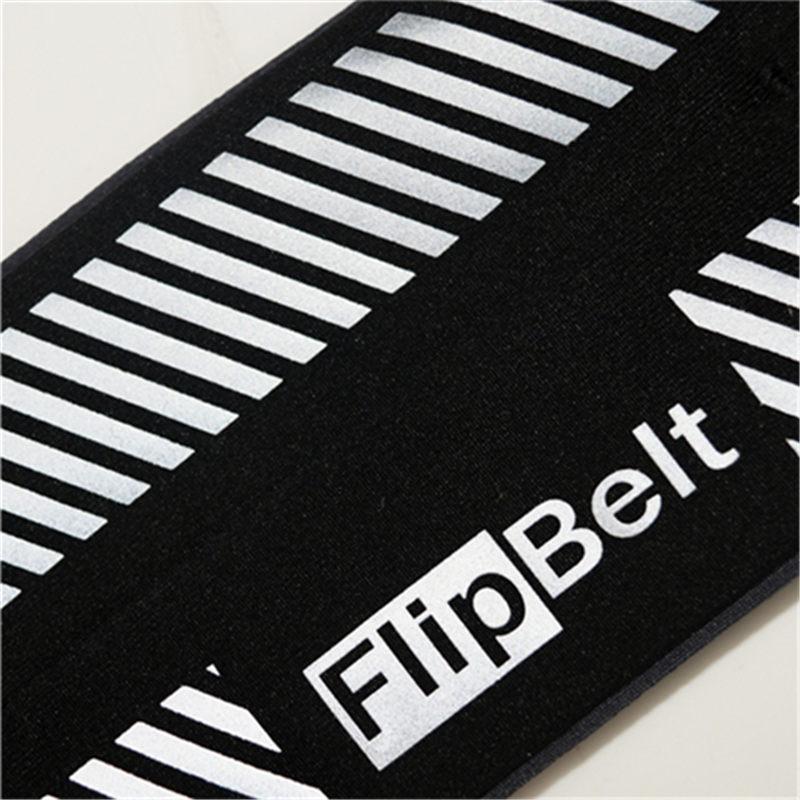 美国FlipBelt飞比特 男女运动储物腰包手机水壶储物腰带 夜跑款