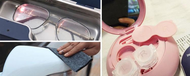清洁好物TOP3,消划痕、声波清洁、净美瞳,给生活加点黑科技!