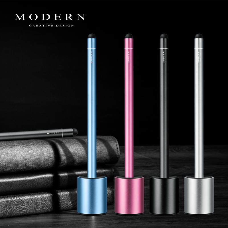 德国MODERN永恒系列不用墨水的笔老不死笔金属笔创意触控笔手写笔