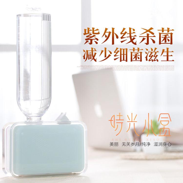 简单操作 静音补水,懒人饮水机型加湿器,插上水瓶就能用!