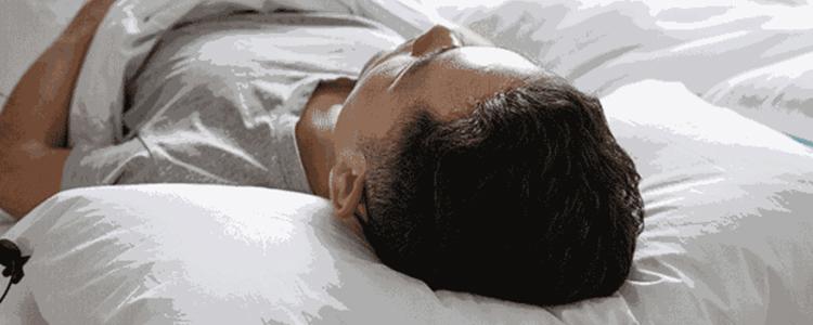 德国黑科技!一款专治打鼾的枕头