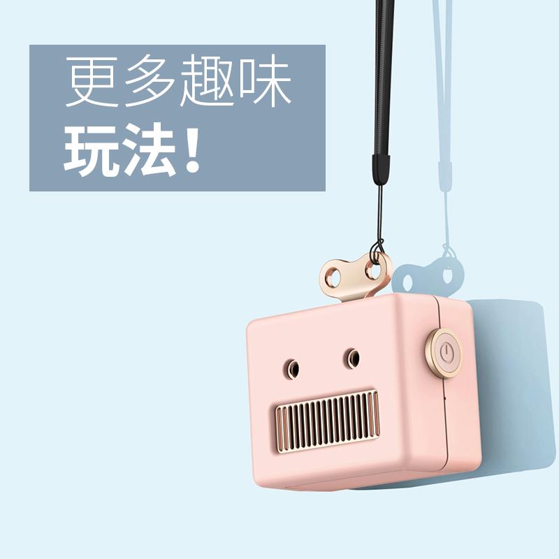 机器人蓝牙音响迷你低音便携式小音箱随身听送礼女潮绝地求生吃鸡