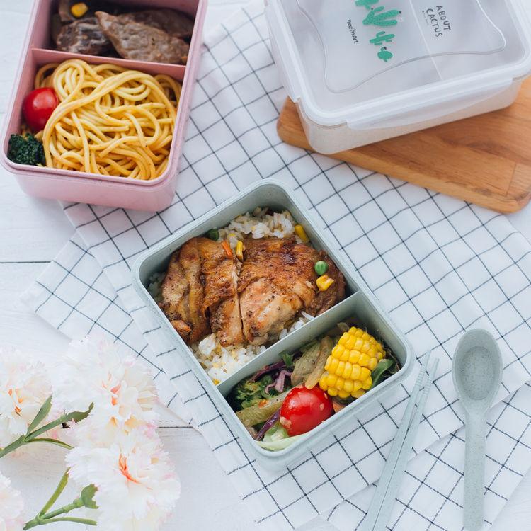 ,「记得好好吃饭」充满幸福感的便当盒