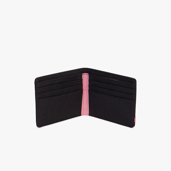 Herschel Supply Roy RFID 经典色双折钱包 多卡槽 防盗刷 10363