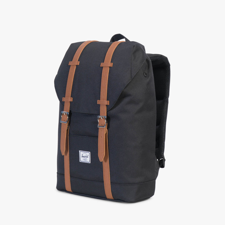 HerschelSupply Retreat 经典色双肩包