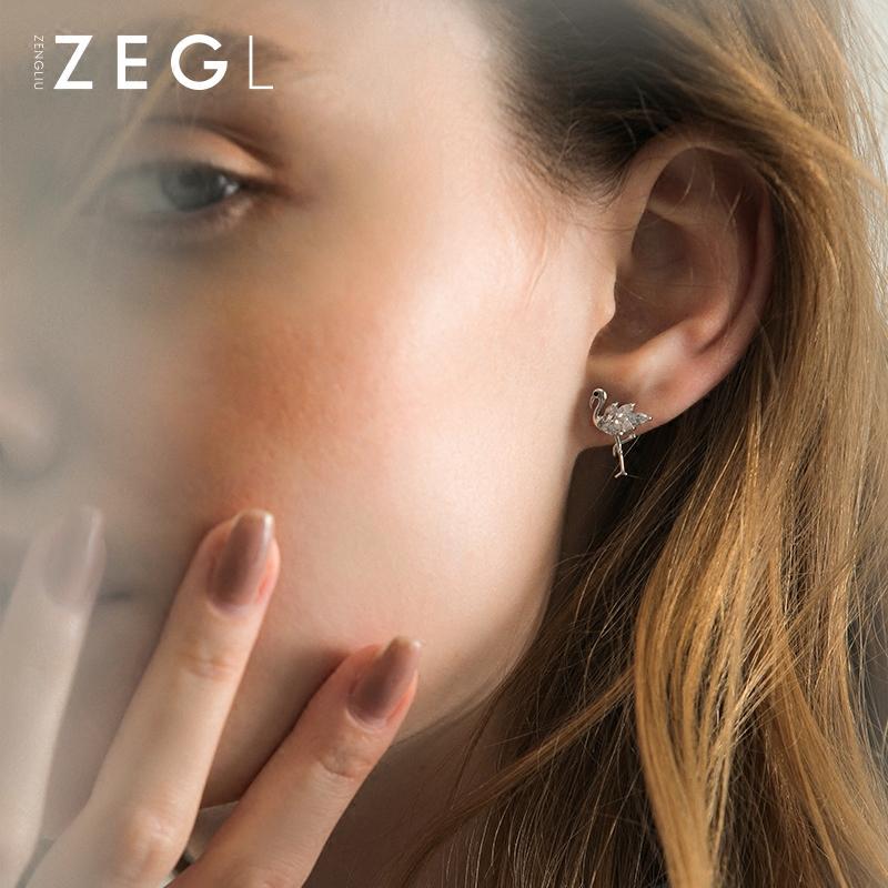 一周星期耳钉耳环女套装组合礼盒装耳饰韩国气质个性简约百搭耳坠
