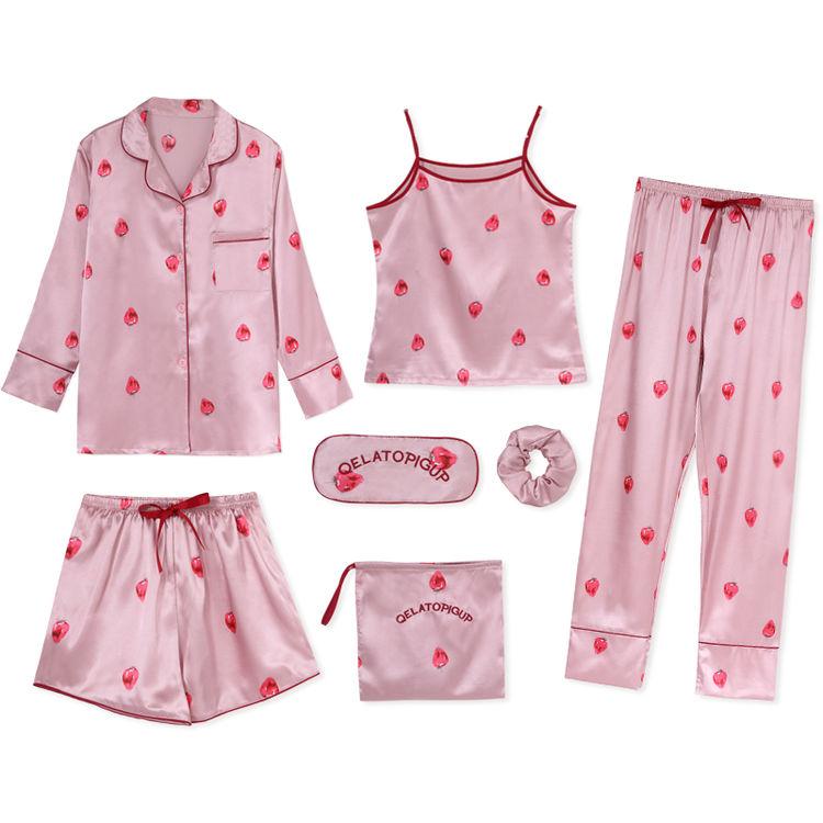 ,一套穿三季的睡衣,可爱又性感的诱惑!!