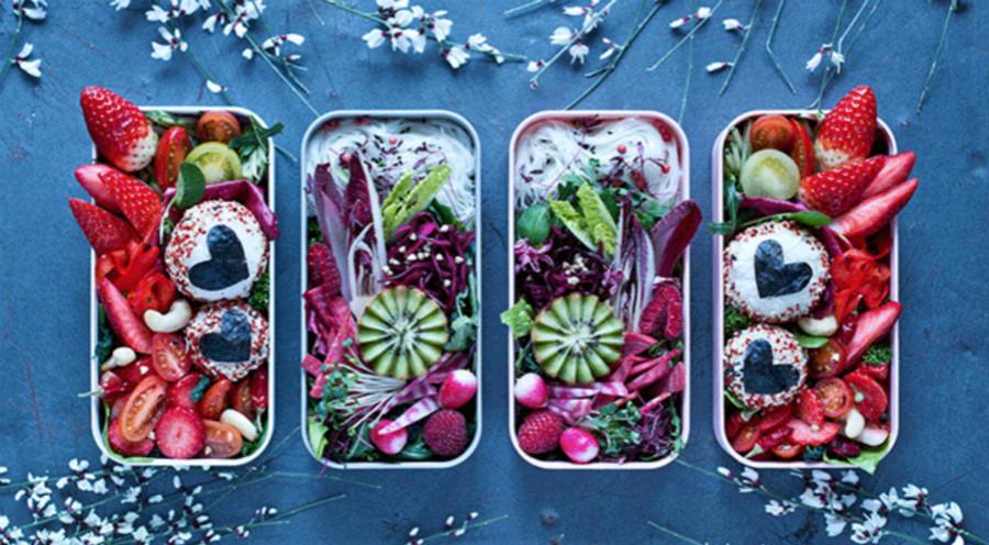 「记得好好吃饭」充满幸福感的便当盒