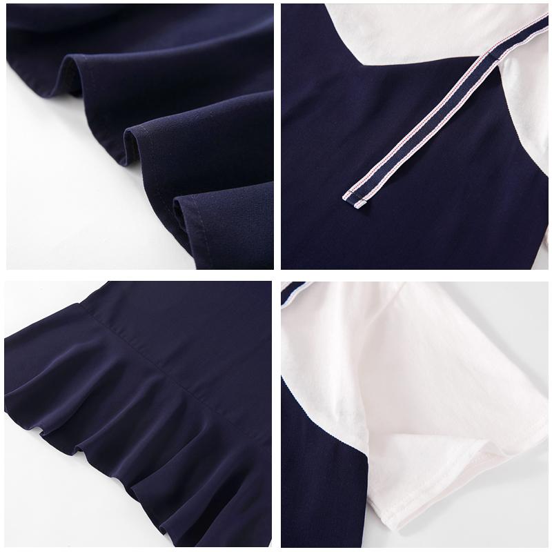 裙子夏女2018新款一字肩小清新学生背带吊带显瘦冷淡风雪纺连衣裙