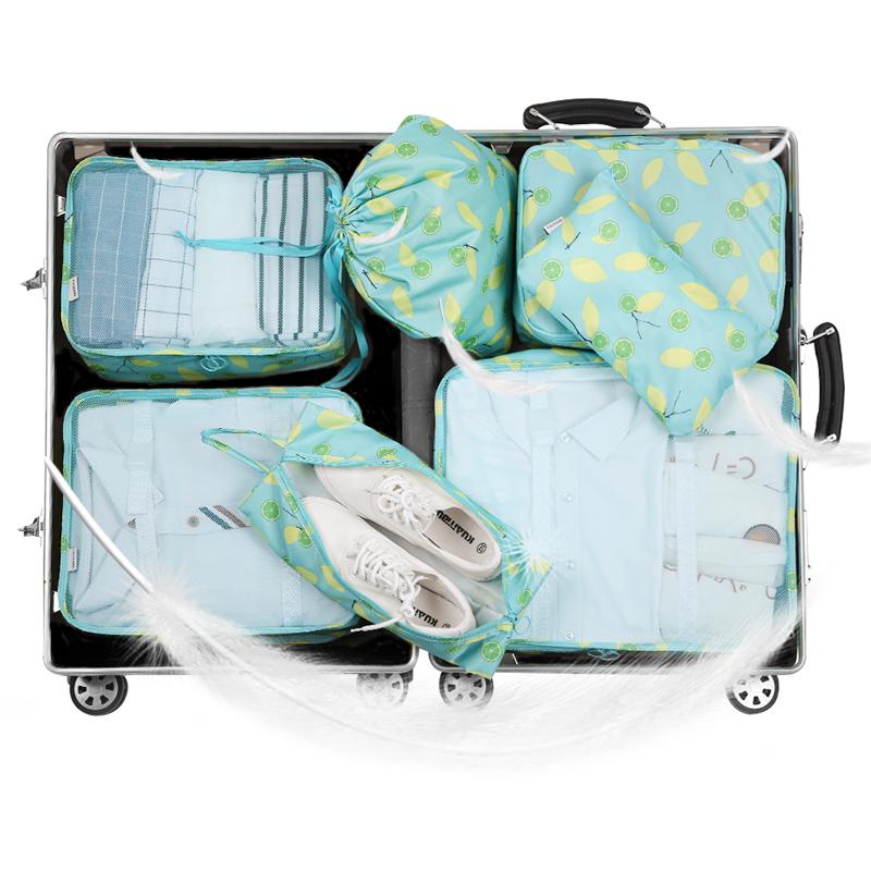 旅行收纳袋整理袋七件套