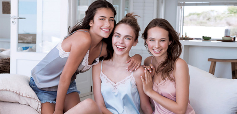 少女最爱内衣品牌丨618大促进行时