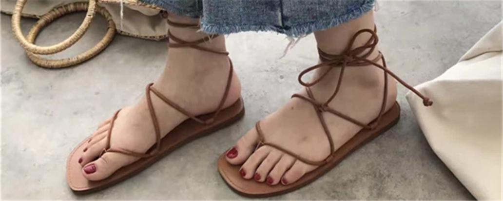 一双罗马鞋,让你瞬间变身女斗士!
