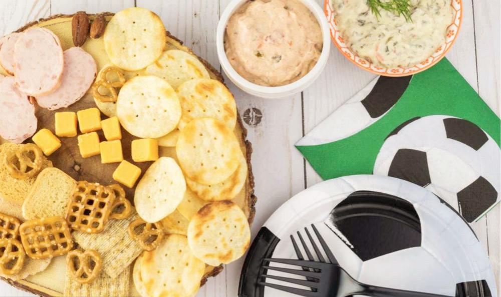 零食+世界杯=夏天的完美打开方式