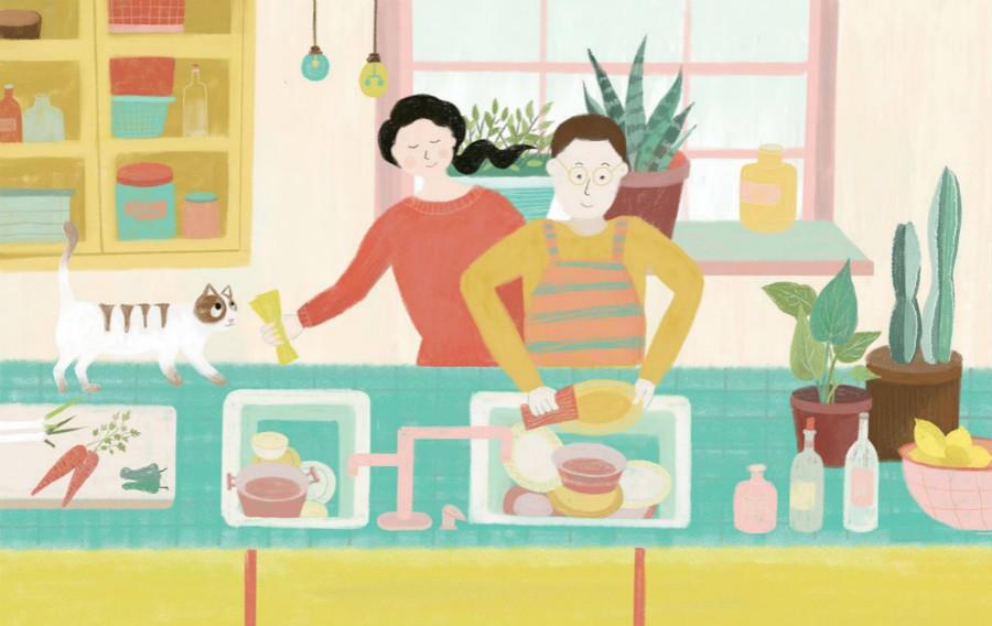 家中始终洁净如新丨清洁好物合集
