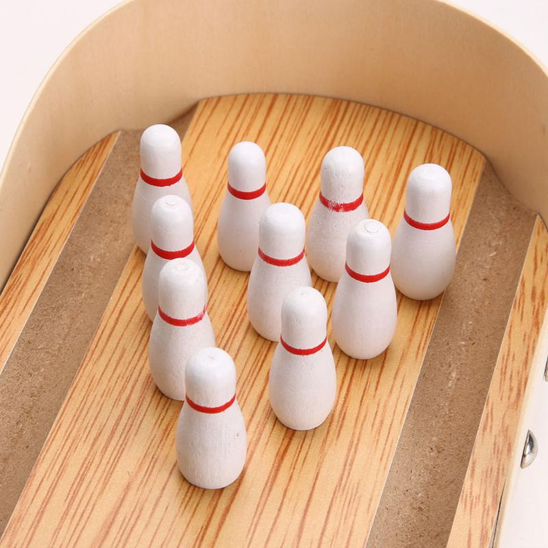 迷你保龄球无聊减压创意桌面游戏创意玩具朋友六一儿童节生日礼物