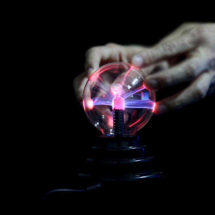 魔力静电离子球 创意新奇特减压整蛊无聊玩具 送朋友儿童生日礼物
