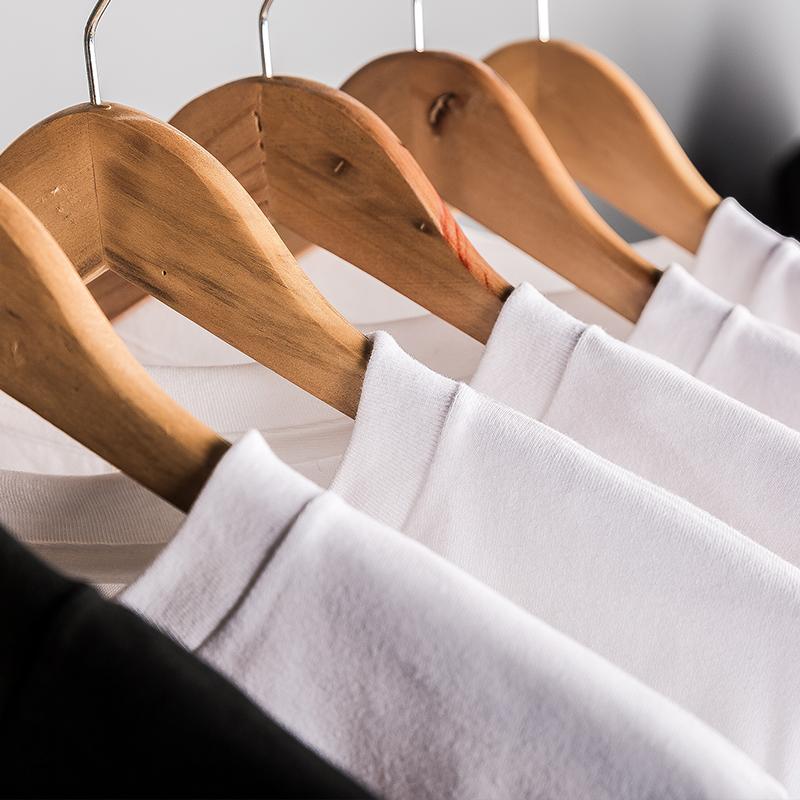 纯色白色短袖t恤女纯棉ins学生宽松韩版ulzzang百搭2018新款半袖