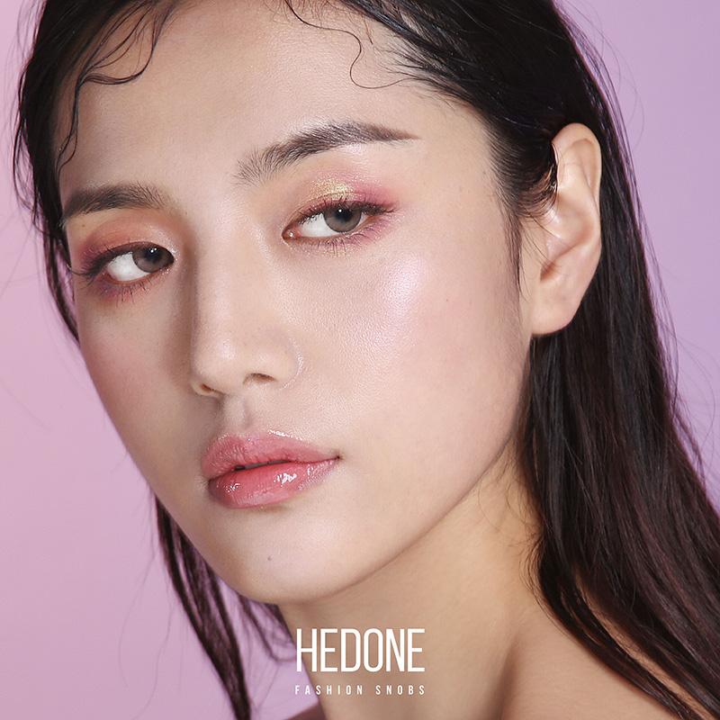 HEDONE 1986西游记 紫粼波光玖色 紫系9色眼影盘