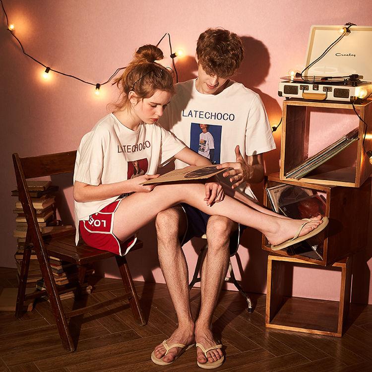 """,爱情,就是与""""命中注定""""一起穿情侣睡衣!"""
