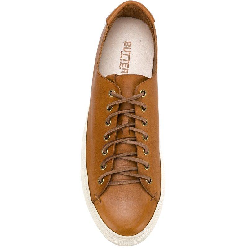 包税代购2018 Buttero 男士 低帮板鞋运动鞋