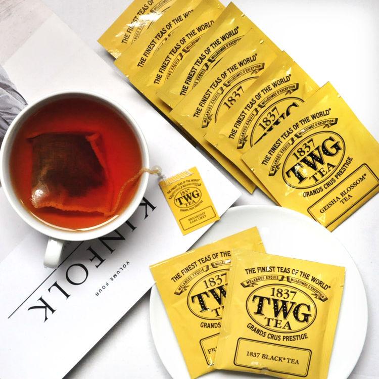 TWG 新加坡进口精选9种风味茶包