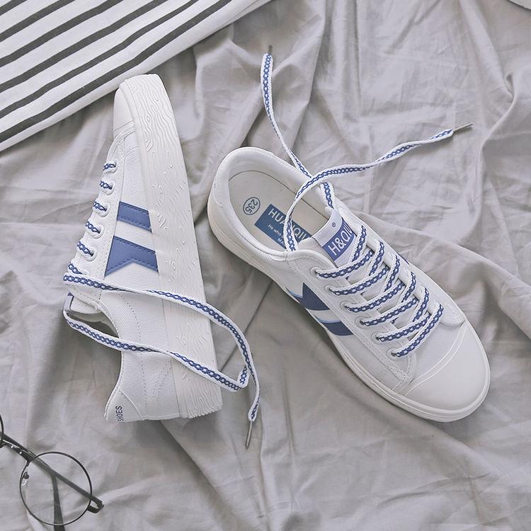 ,百搭好穿第一名,果然还是帆布鞋