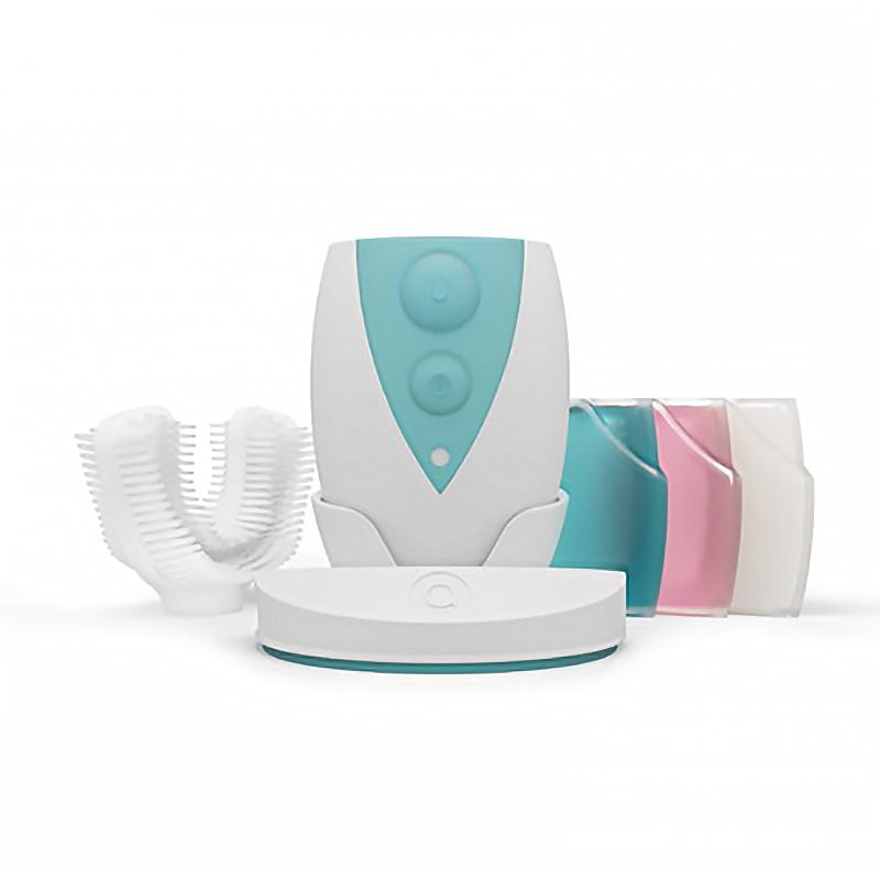 刷干净竟然只需10秒:Amabrush智能无线充电牙套