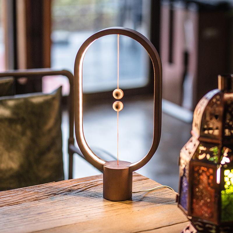 打开方式突破想象:Heng Balance Lamp智能平衡灯