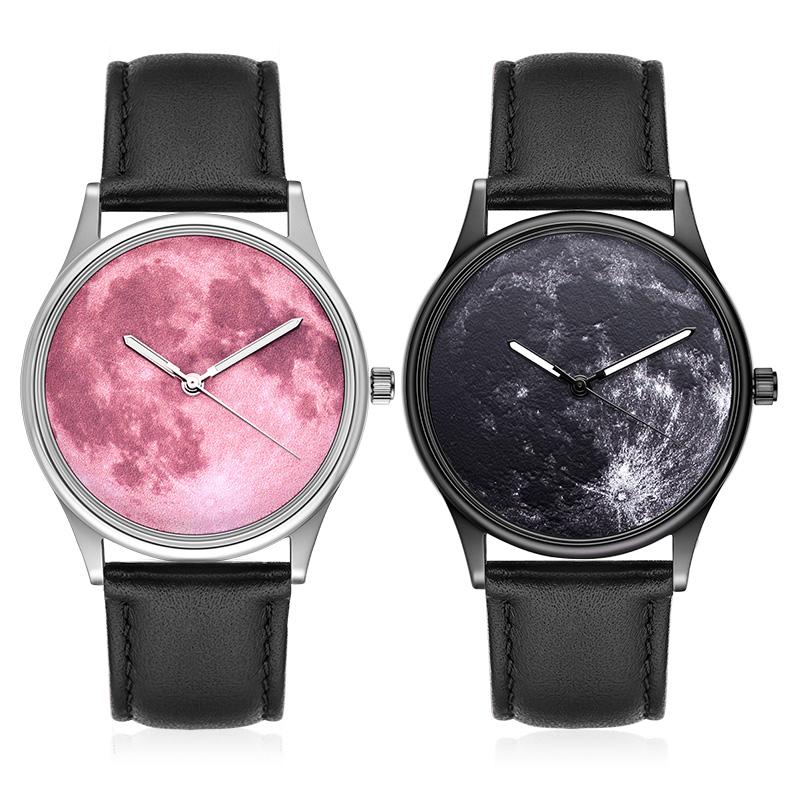Lawrence Li 创意星球概念手表