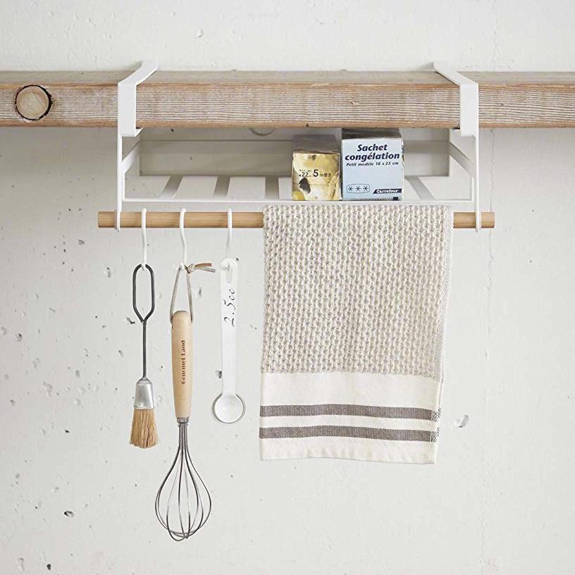 厨房用壁挂式磁性收纳架