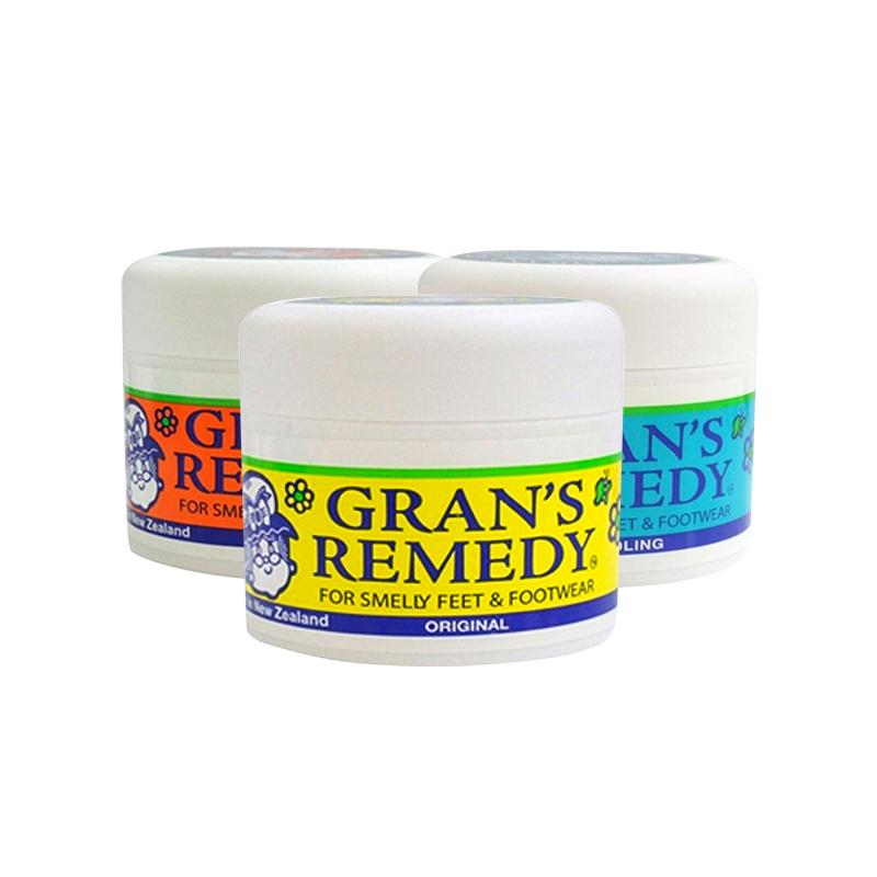Grans remedy新西兰老奶奶臭脚粉
