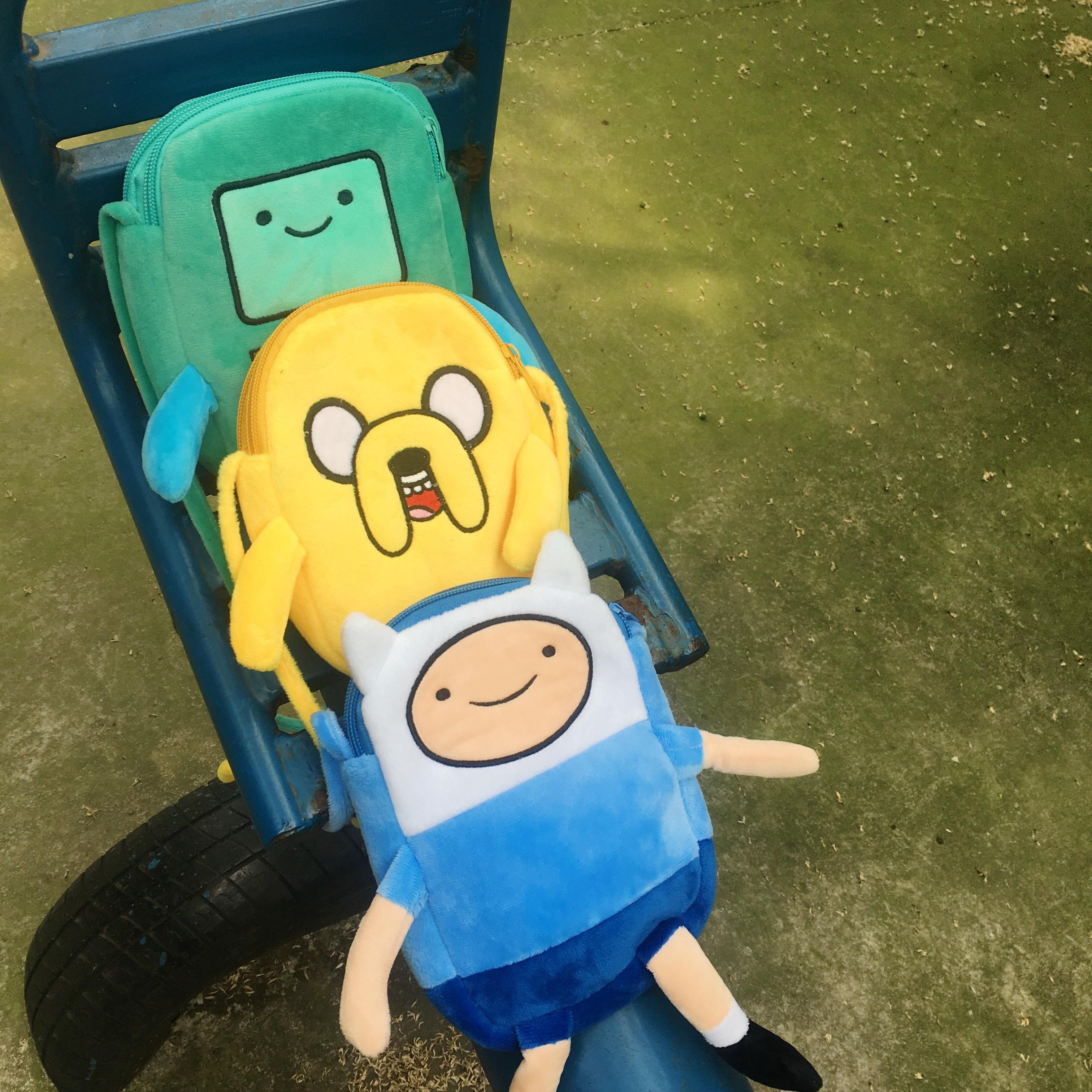 AdventureTime探险活宝 斜跨小包