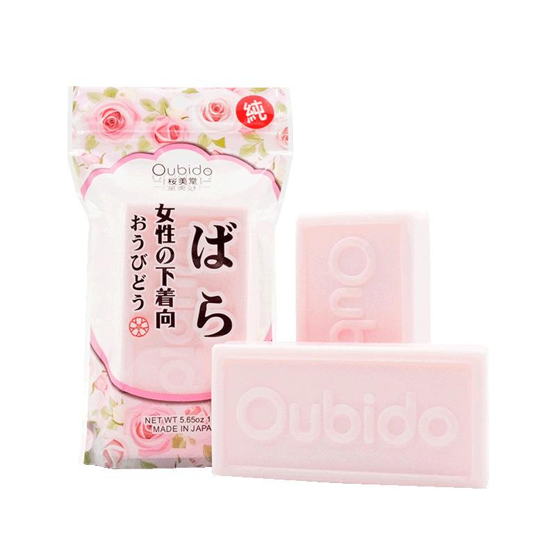 樱美堂 玫瑰精油内衣皂
