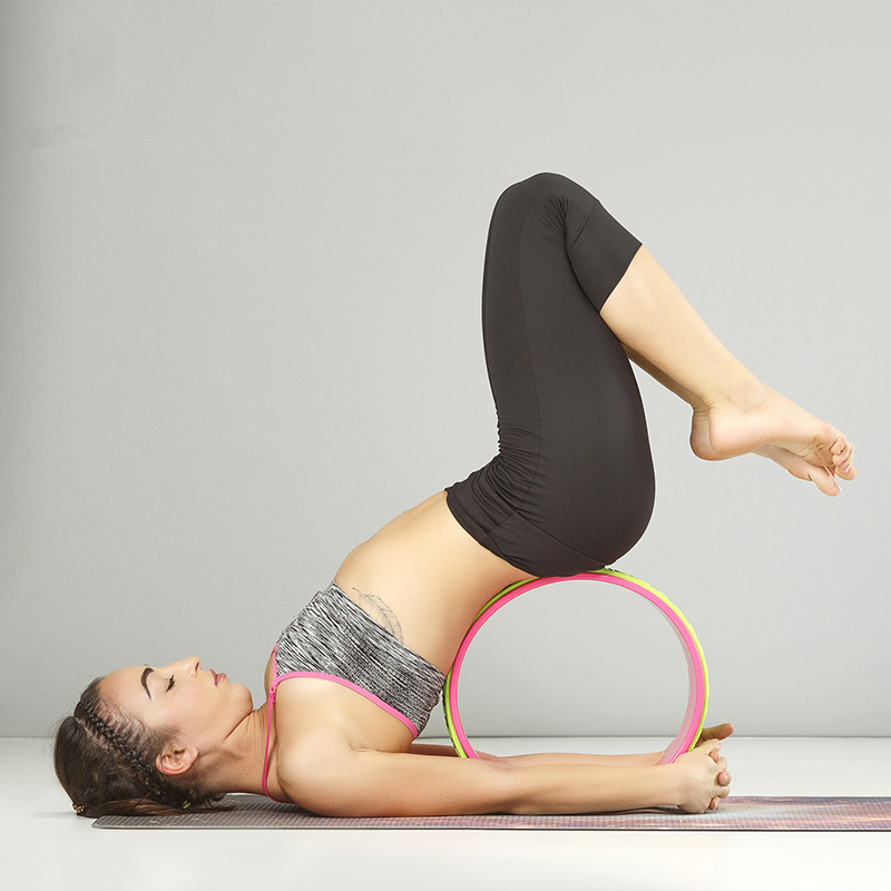 运动瑜伽轮 后弯神器