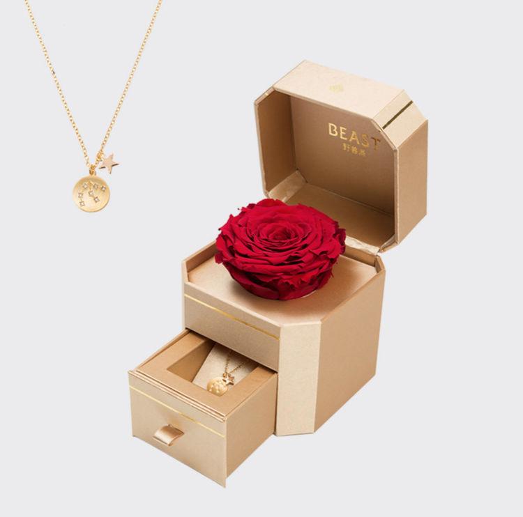 ,永生花礼盒丨让心意保鲜很久很久