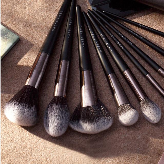HAZEL FEEL zz小黑 全套化妆刷工具