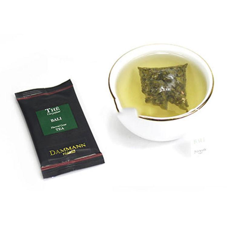 法国进口达曼 DAMMANN 热情巴厘水果绿茶包 单泡 四季|索菲特专用