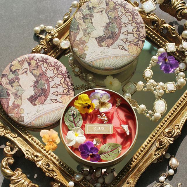 ZEUS 创意石榴覆盆莓 芝士慕斯蛋糕盒