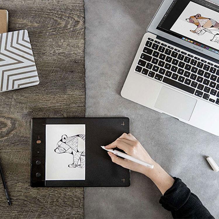 把你的涂鸦即时数字化:ISKN Slate 2+高级版手绘板