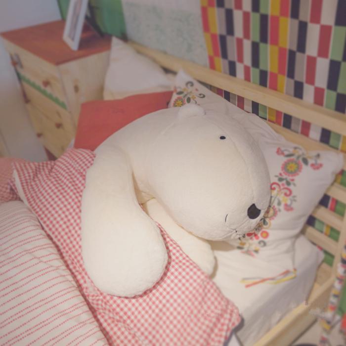 【Molisii茉莉絲】睡眠抱抱熊