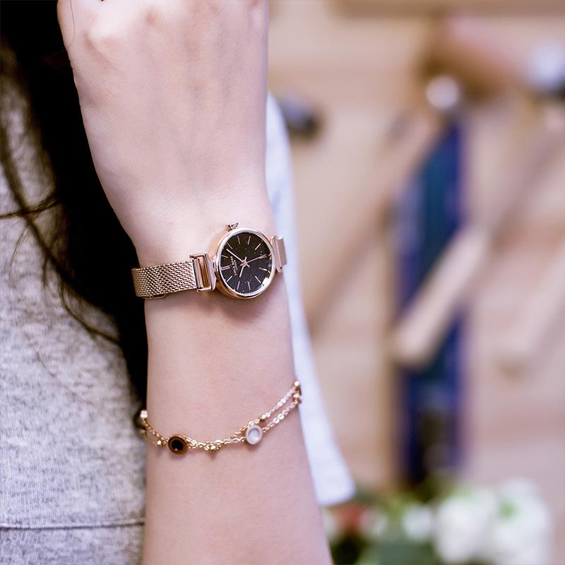 lolarose 满天星小表盘腕表