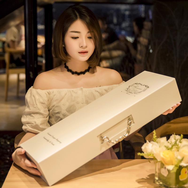 创意玫瑰巧克力礼盒